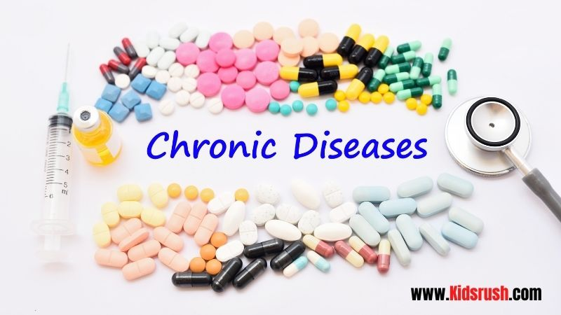 Most common chronic diseases in babies and children