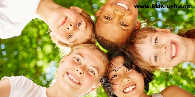 support the friendship to improve the sociability of children